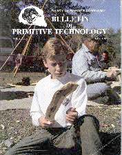 the bullitin of primitive technology, fall 1992.jpg