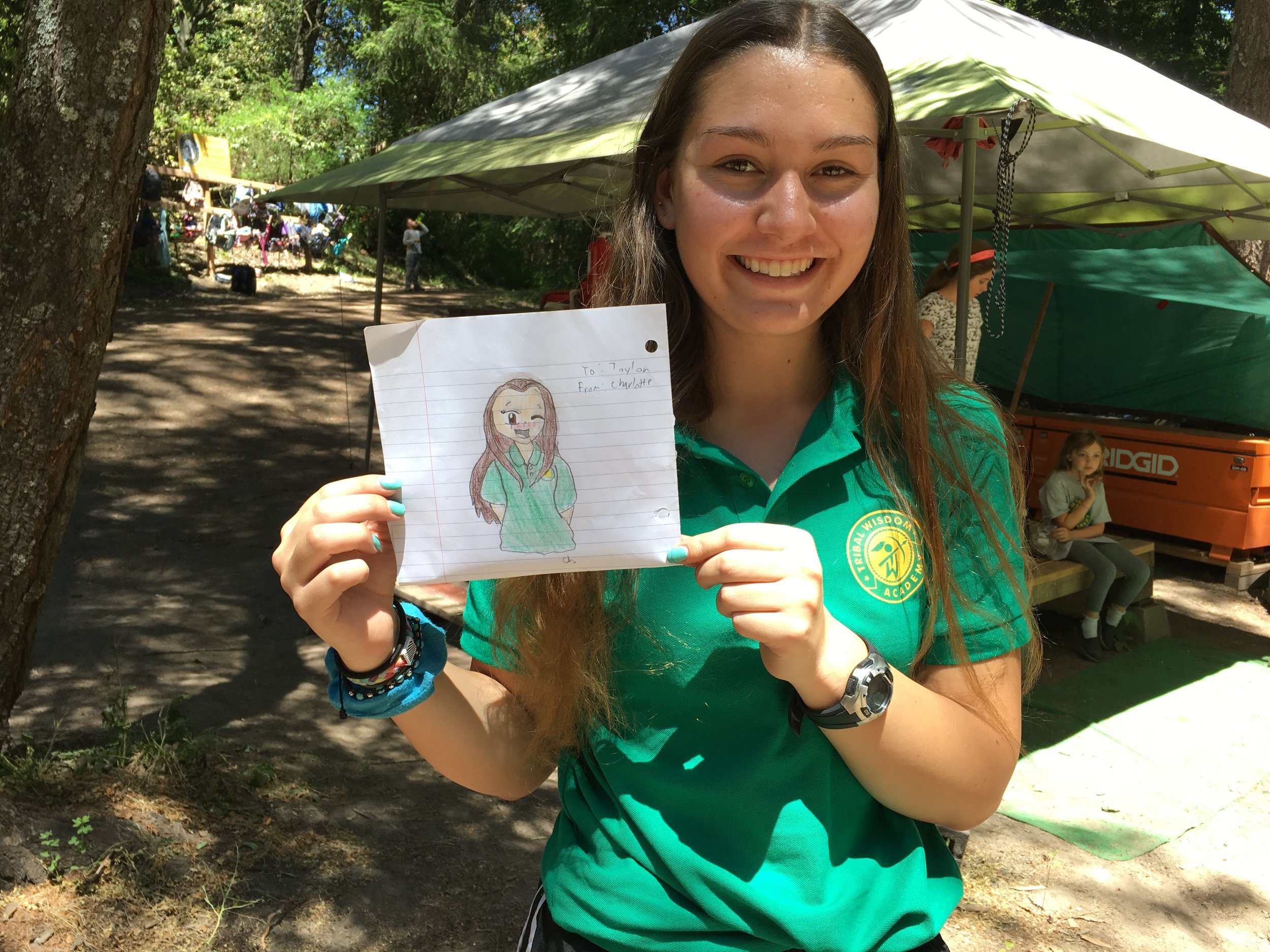 Mentor Taylor Avoy grew up in the Santa Cruz Mountains, she is now working on her degree in public health at the University of Nevada Reno. Taylor loves to bring her hometown children back to nature. She is looking forward to creating happy summer memories together with your family this summer. -