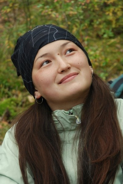 Svetlana Shokanova, a wonderful friend with roots in both Siberia and Seattle.