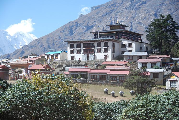Tangboche Monastery