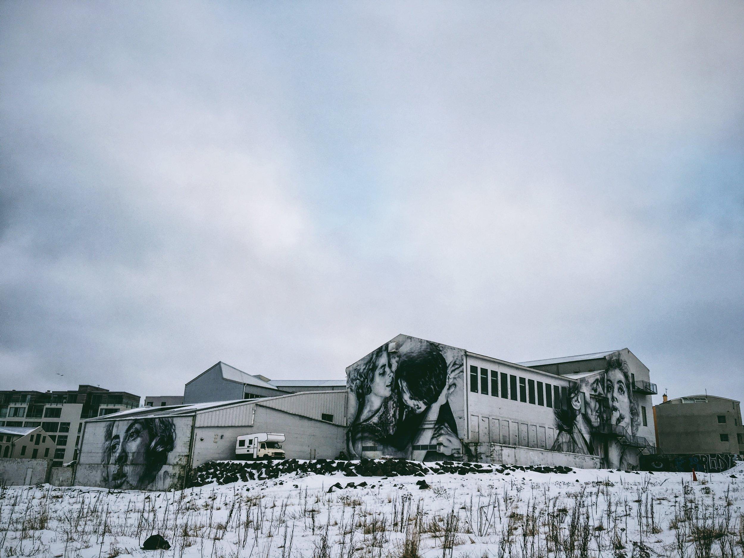 ELOPE ICELAND REYKJAVIK