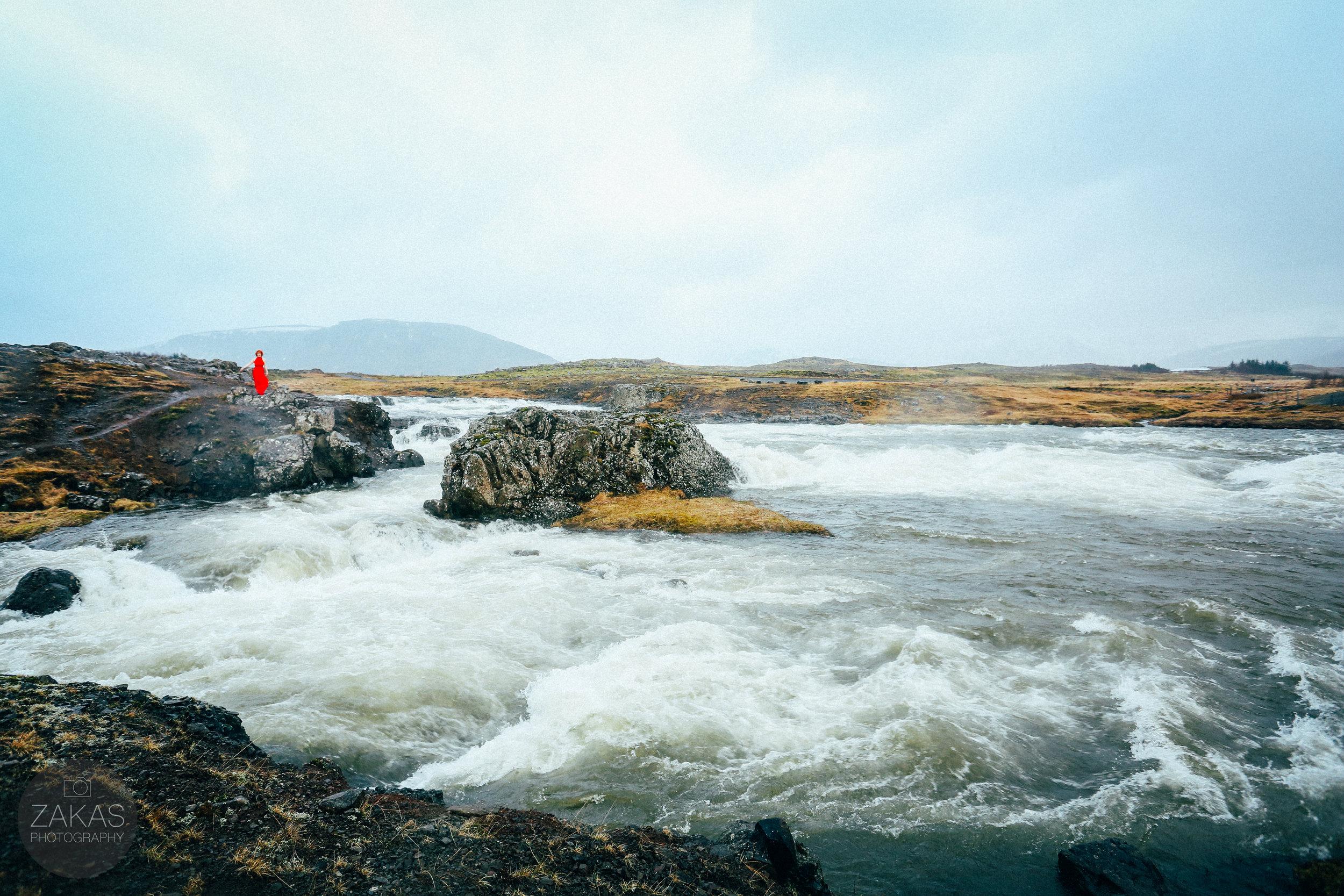 ICELAND FASHION ELOPEMENT