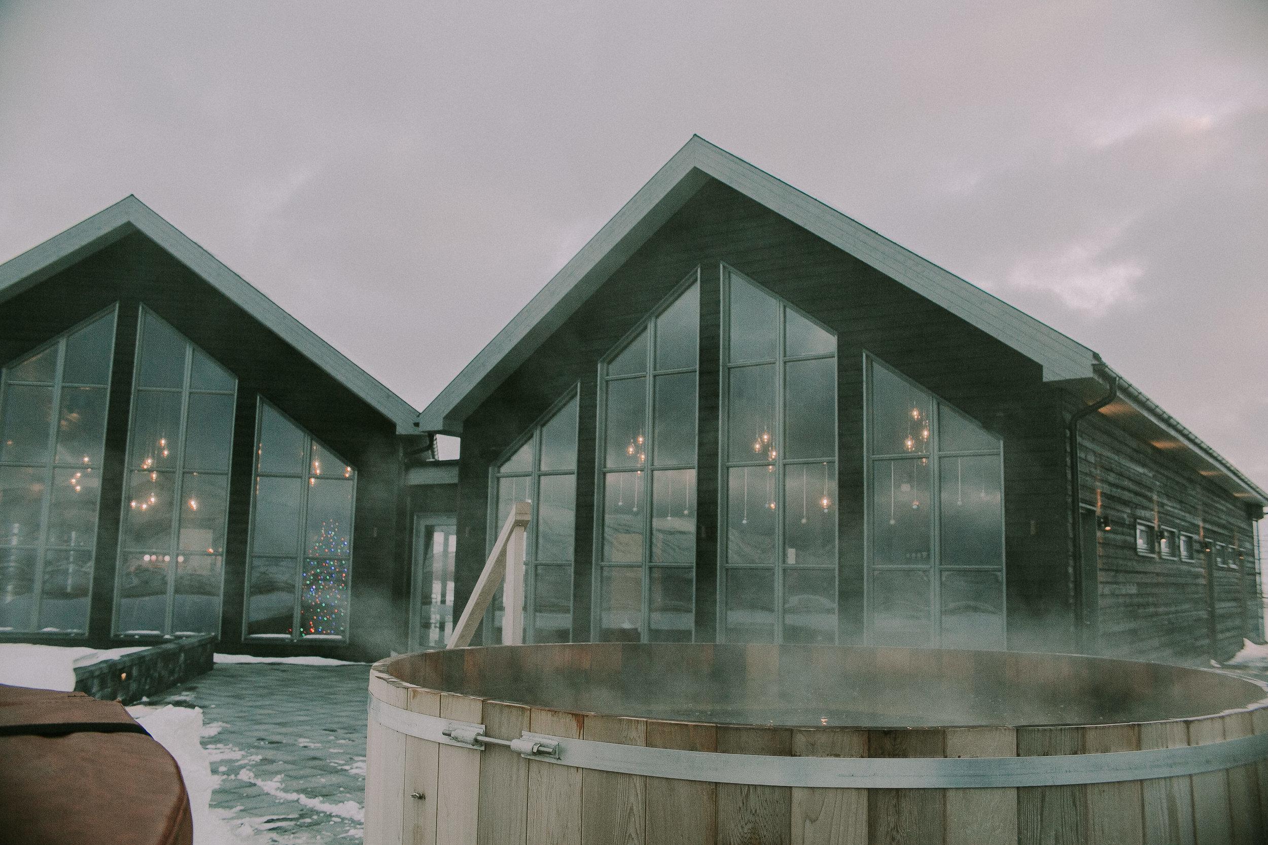 Beerspa in Iceland, Bjórböðin