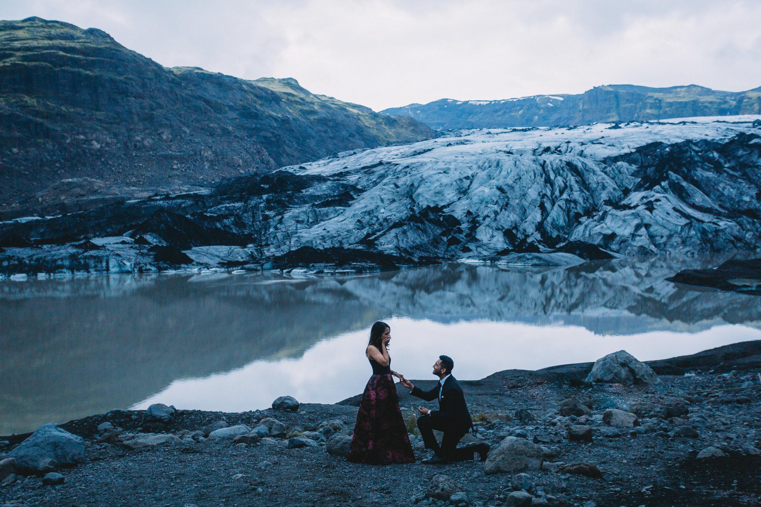 Iceland elopement photographer   Iceland south coast engagement photos   Iceland black sand beach wedding pictures