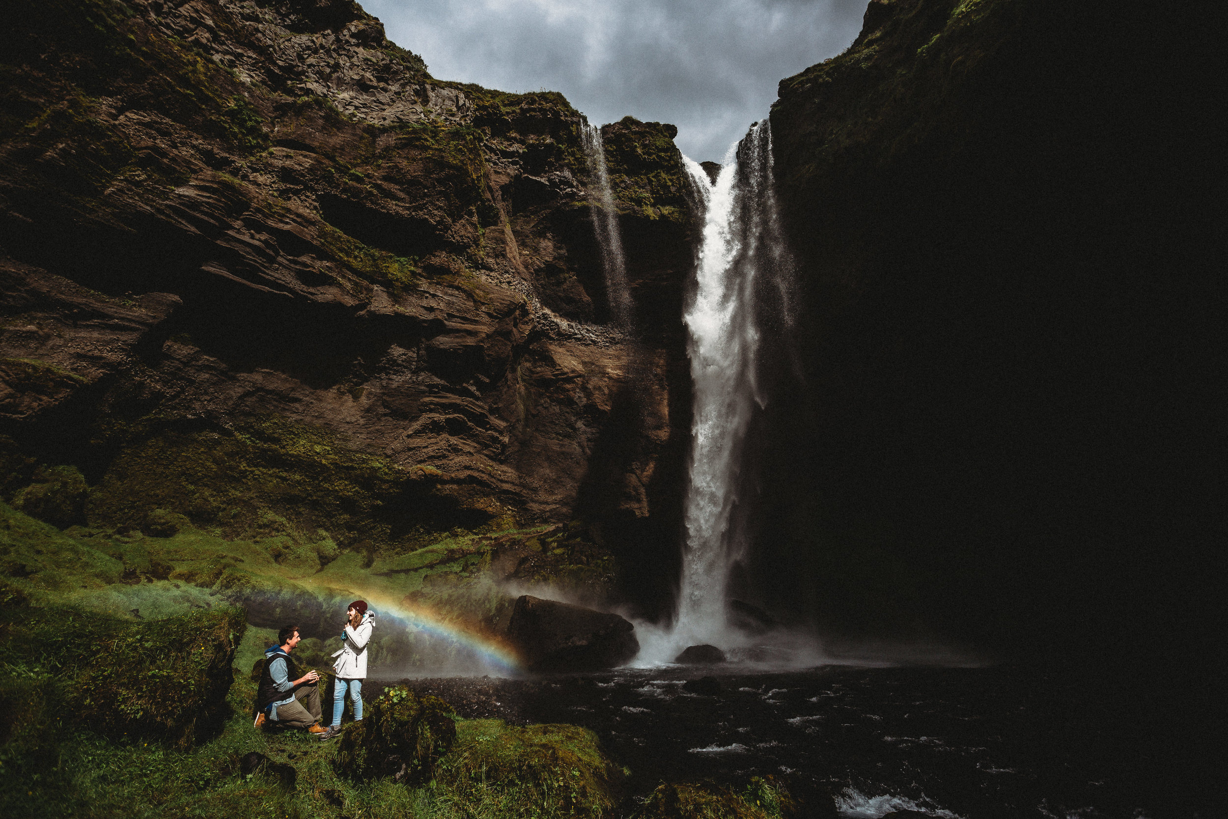 iceland elopement photographer | iceland wedding photographer | iceland wedding pictures | iceland proposal pictures