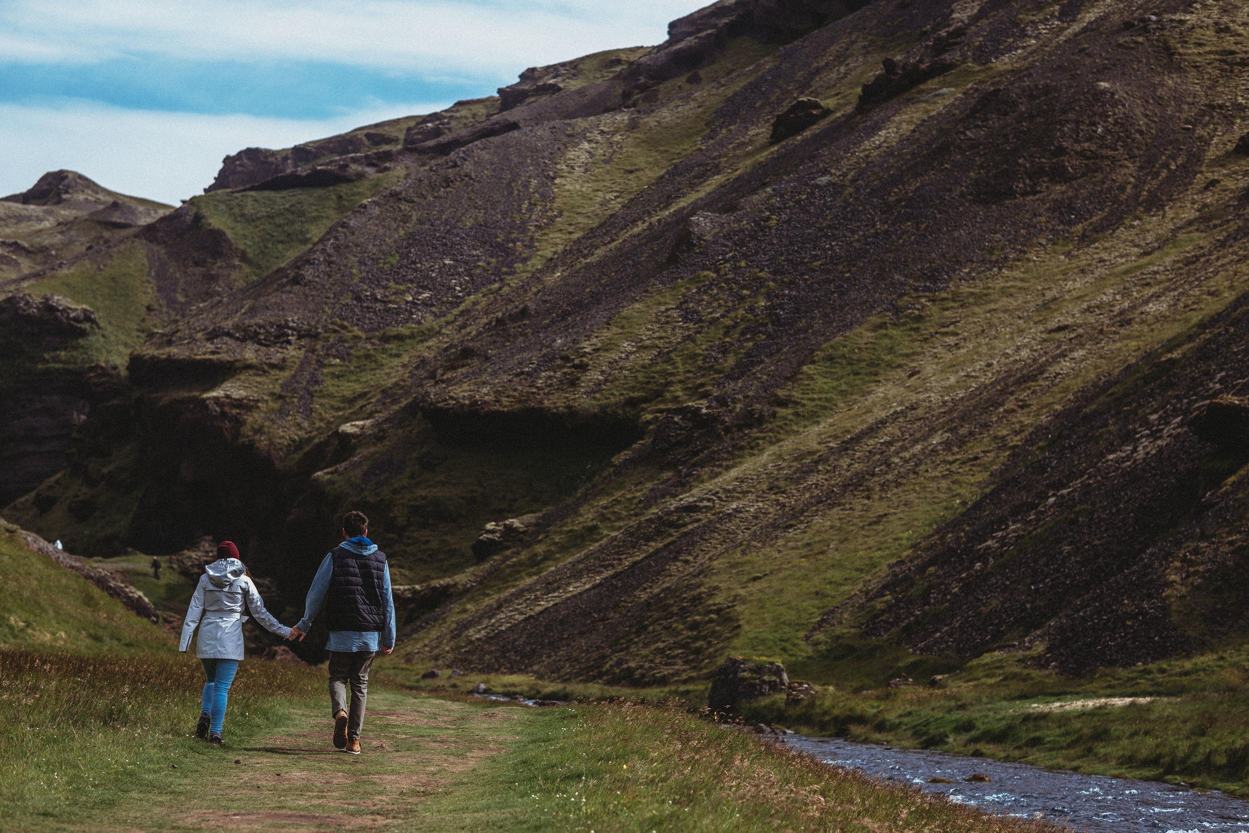 Iceland elopement photographer