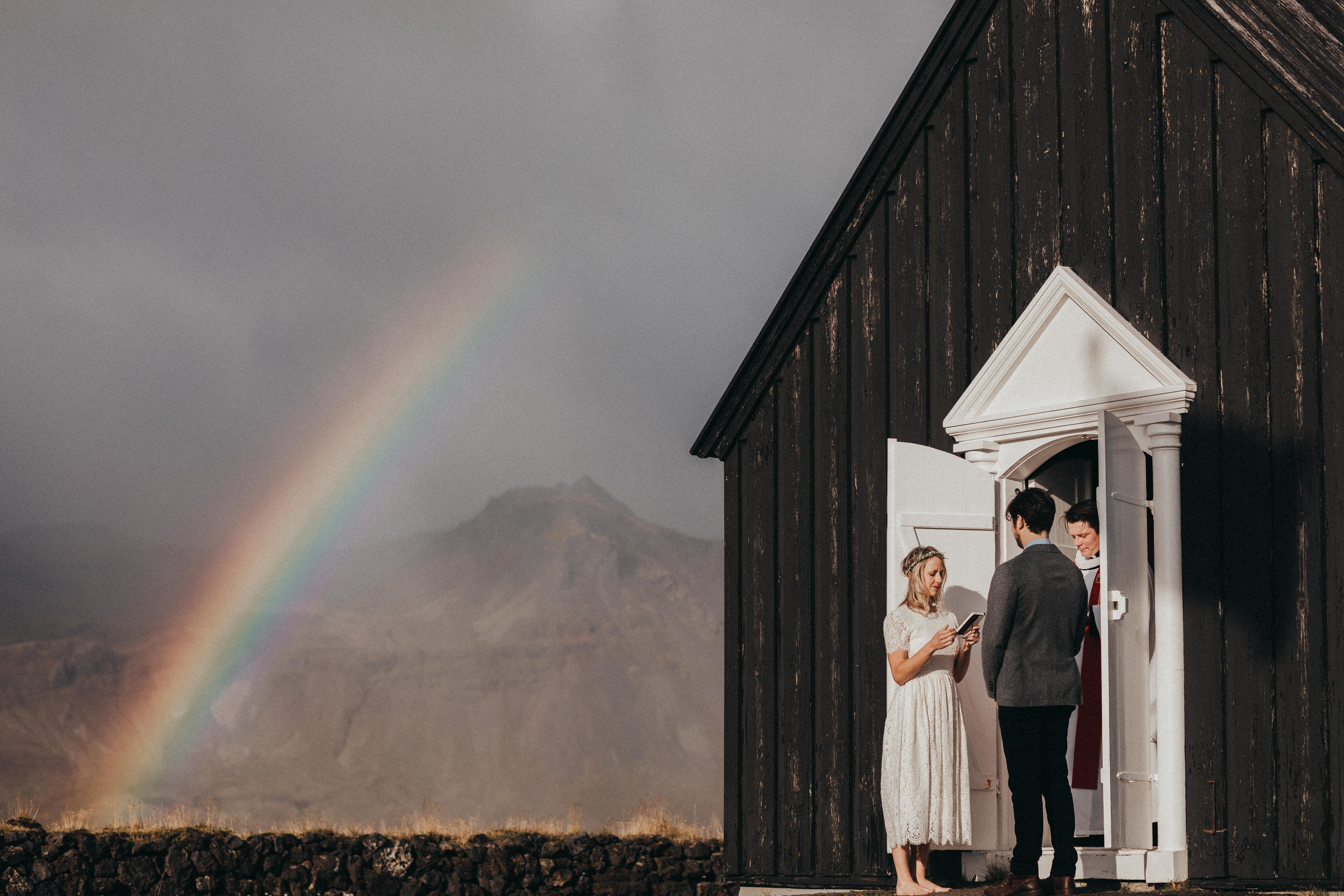 iceland elopement photographer- Iceland wedding pictures |