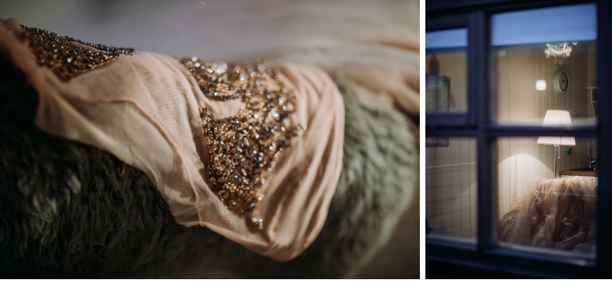 elopement skirt