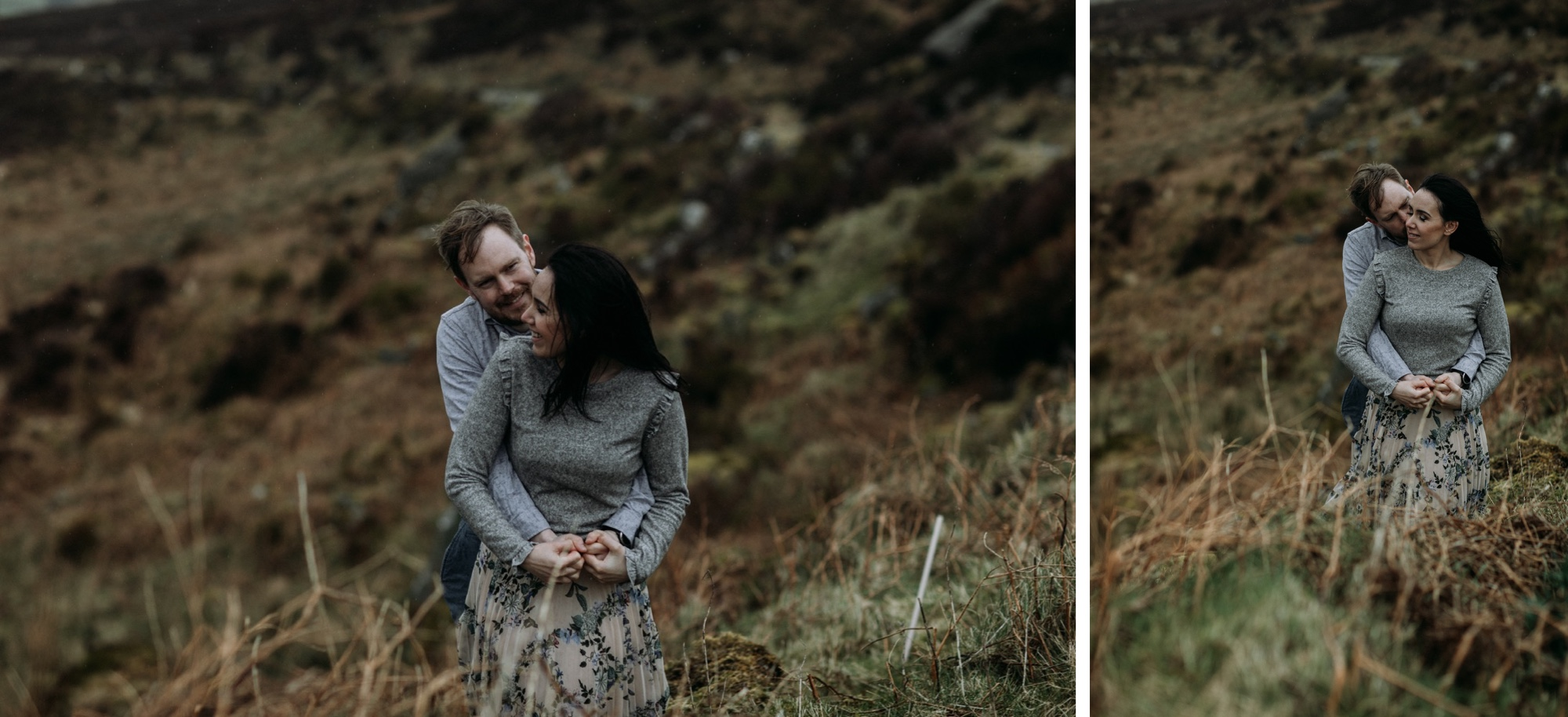 Ireland engagement photoshoot