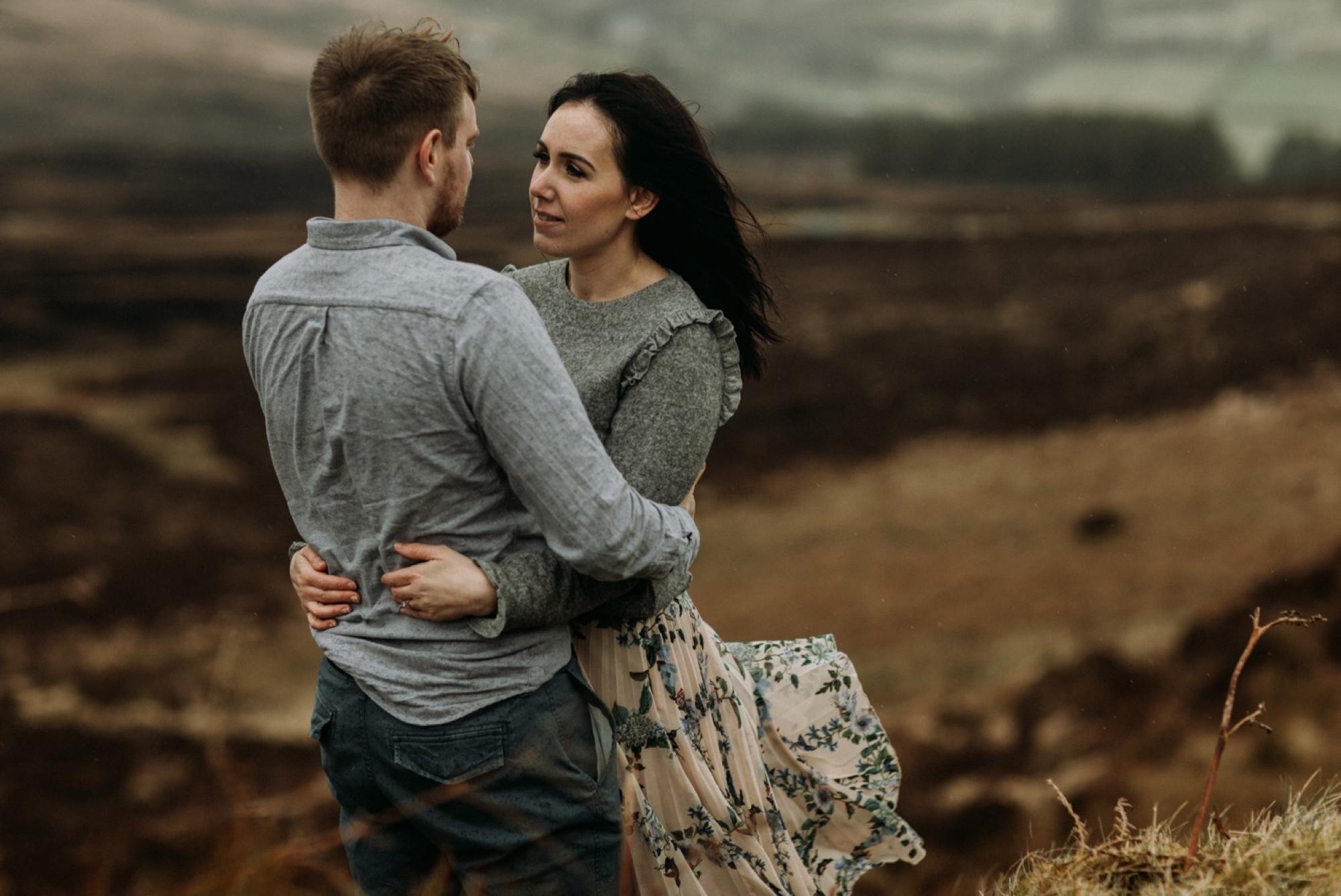 wicklow Mountains elopement Ireland