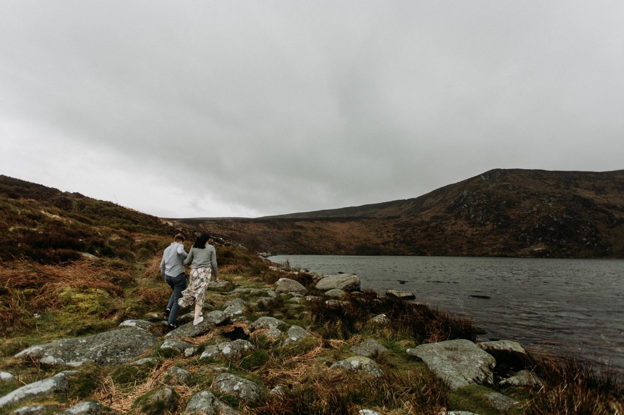 Ireland elopement location inspiration