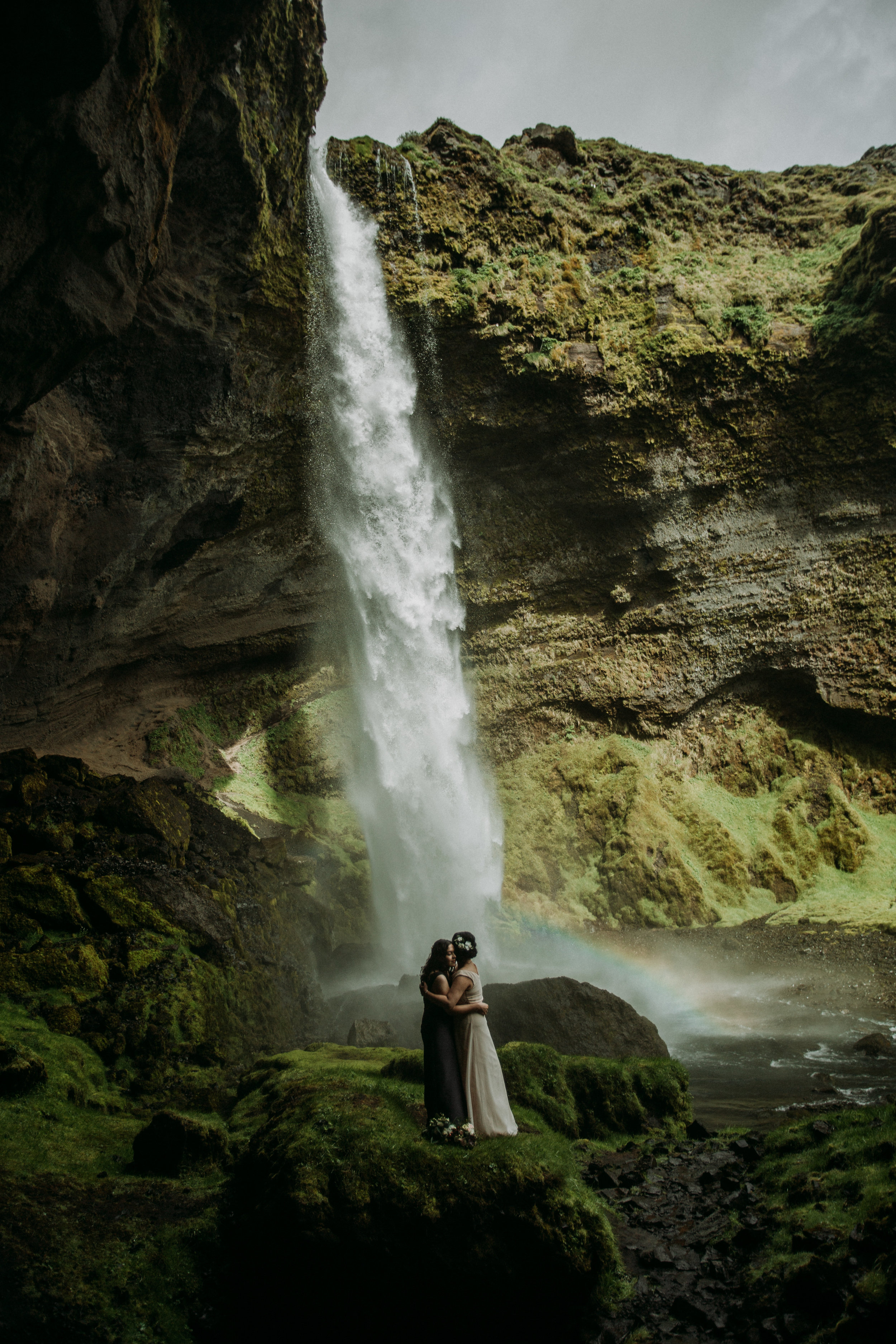 lgbtq adventure elopement photographer