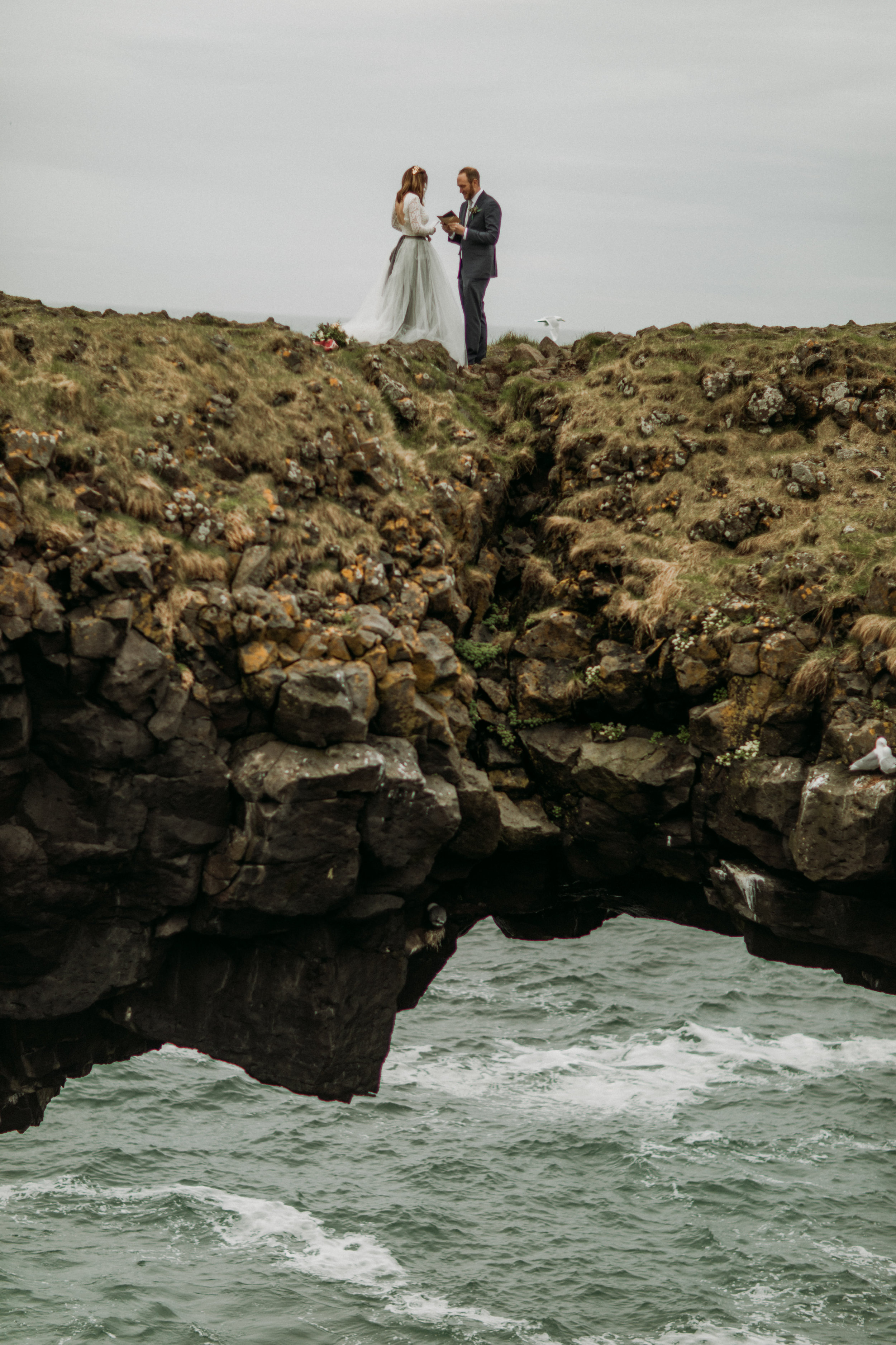 iceland elopement photographer snaefellsnes