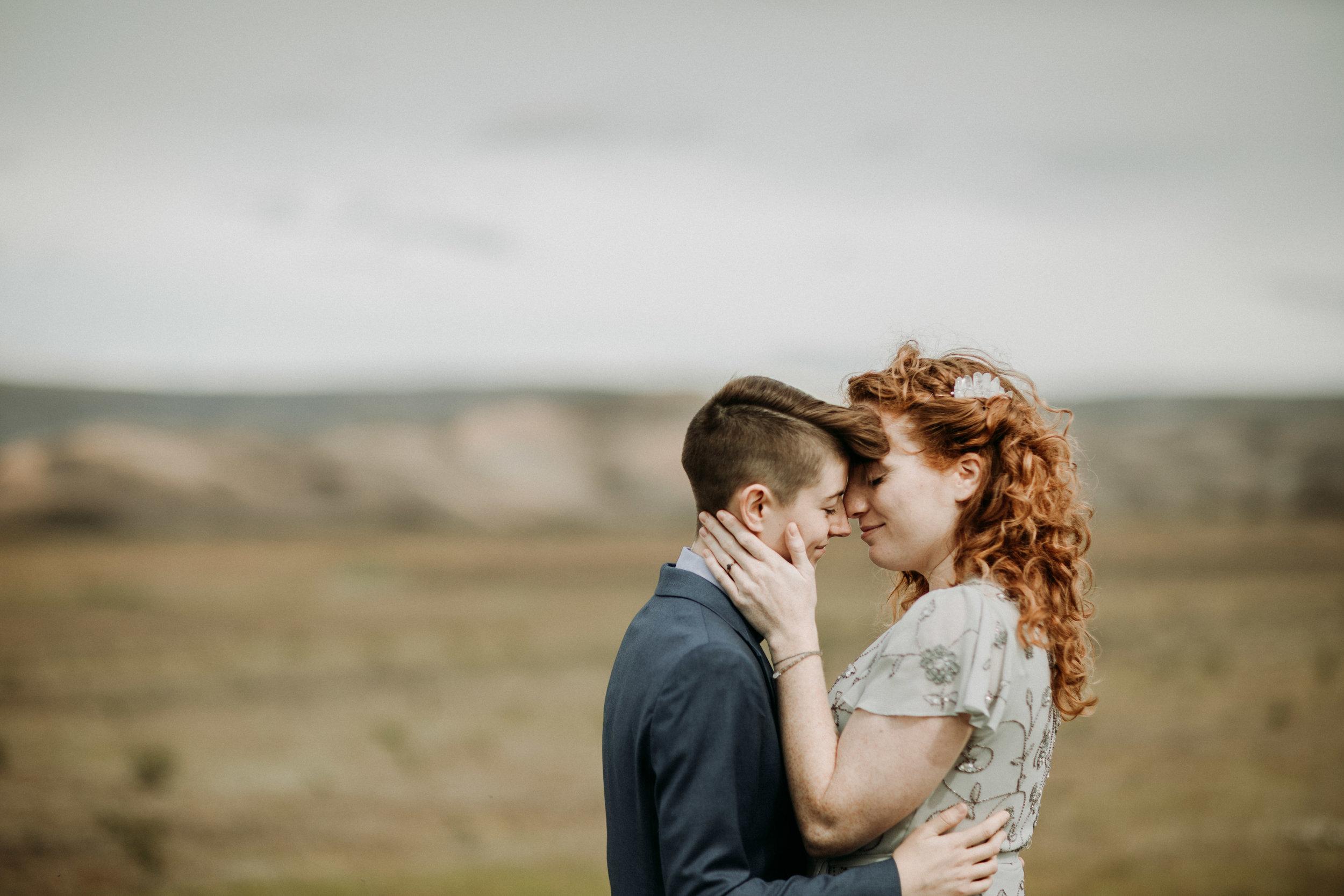 lesbian elopement in iceland