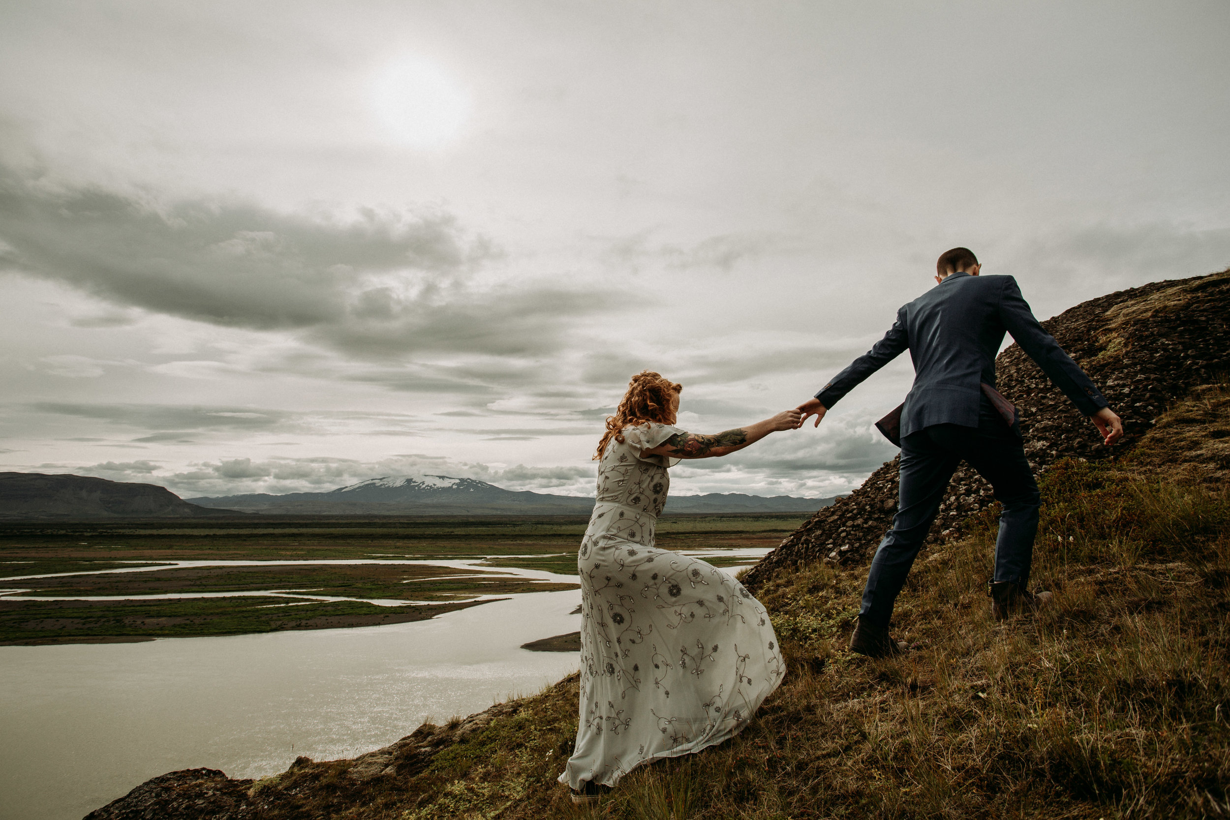 adventure elopement photographer photos
