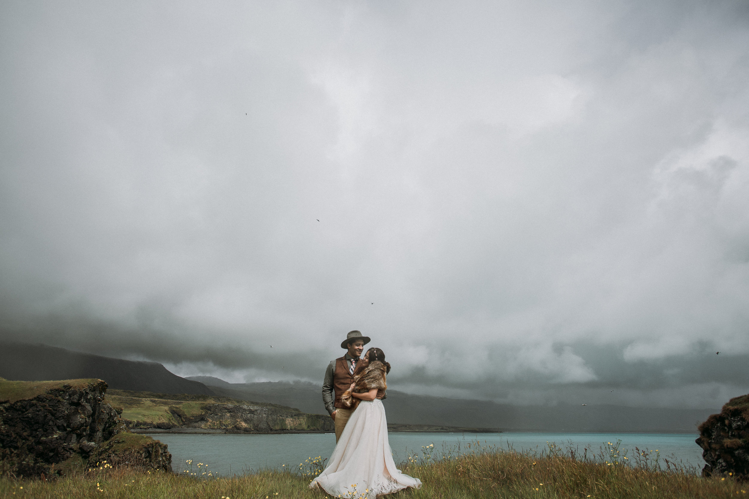 best places to elope in Iceland