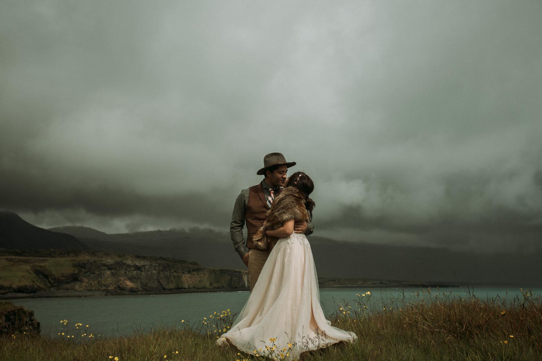 Iceland wedding photographer | iceland elopement photos
