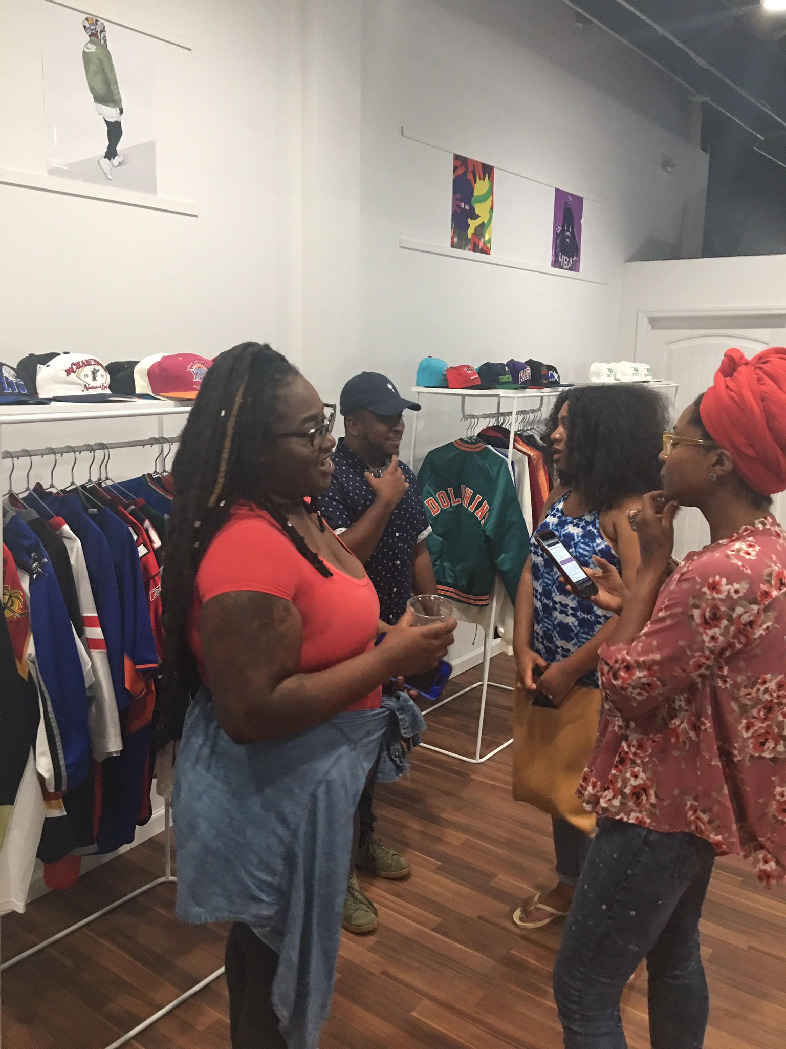 4:44 Listening Party at the Estate Creative Agency in Raleigh, NC on Friday night, June 30th