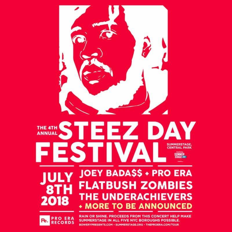 Joey Bada$$ and Pro Era Announce 4th Annual STEEZ Day Festival.jpg