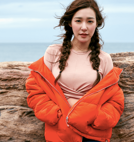 Korean-American Pop Phenomena, Tiffany Young, Teams Up With H&M Worldwide.png