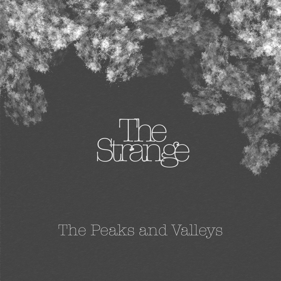The Peaks and Valleys - The Strange EP.jpeg