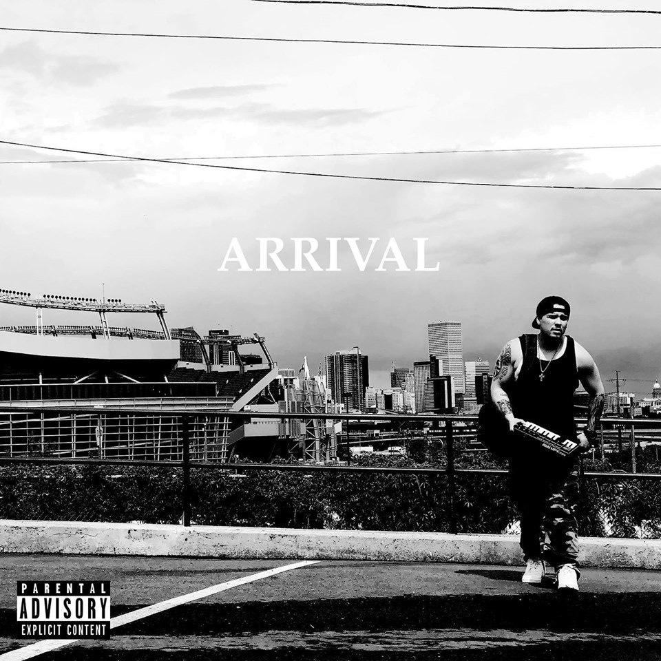 Katarak - Arrival album.png