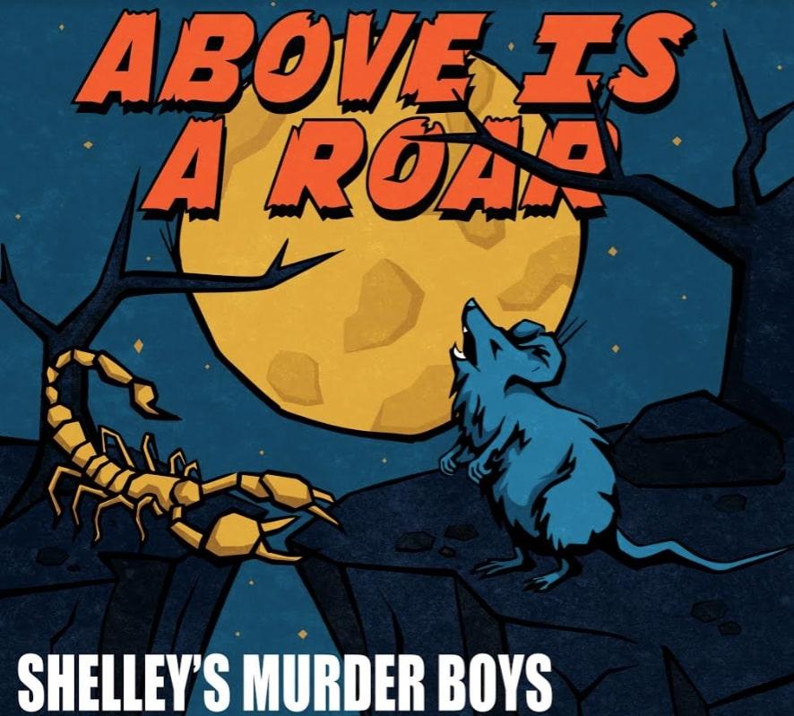 Above is a Roar album.jpg