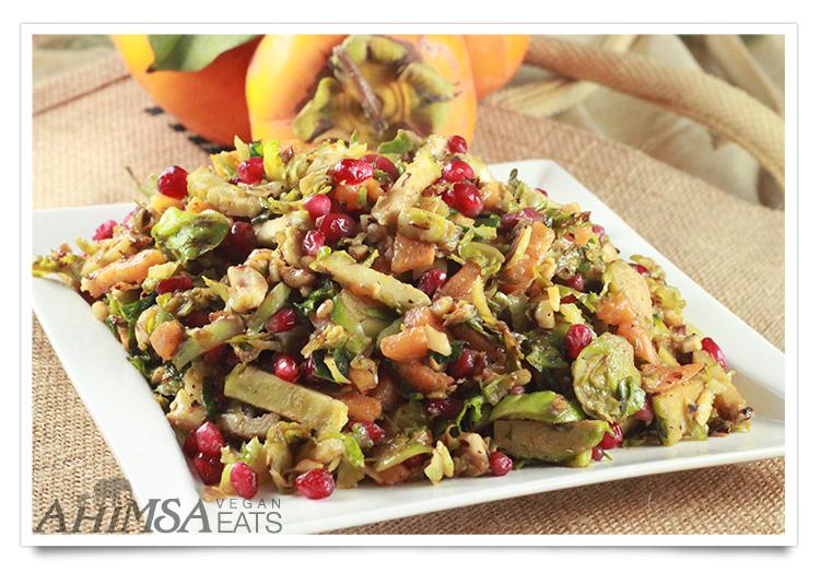 brussel salad