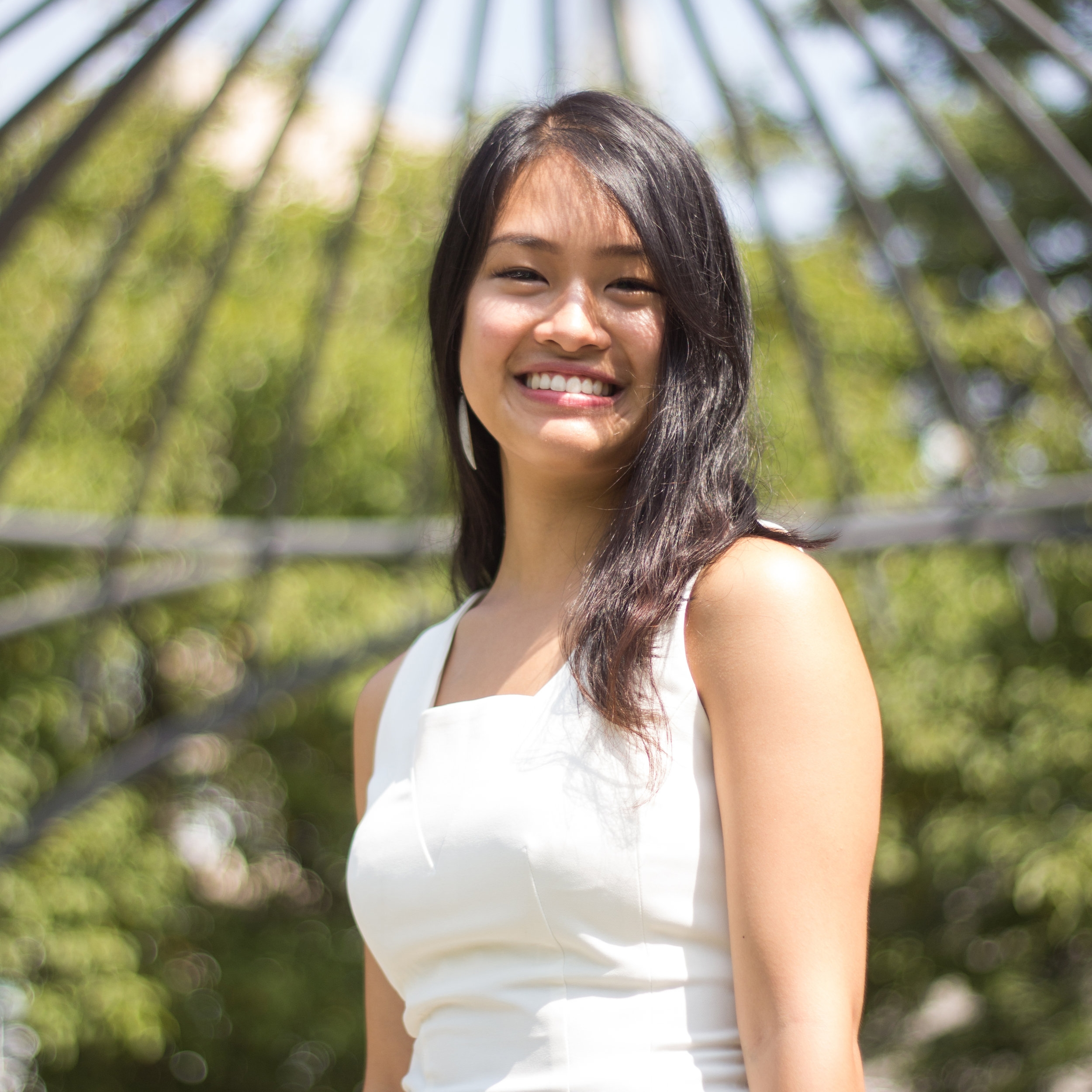 Julianna Co - Executive Vice-President  3rd year, majoring in economics and management science