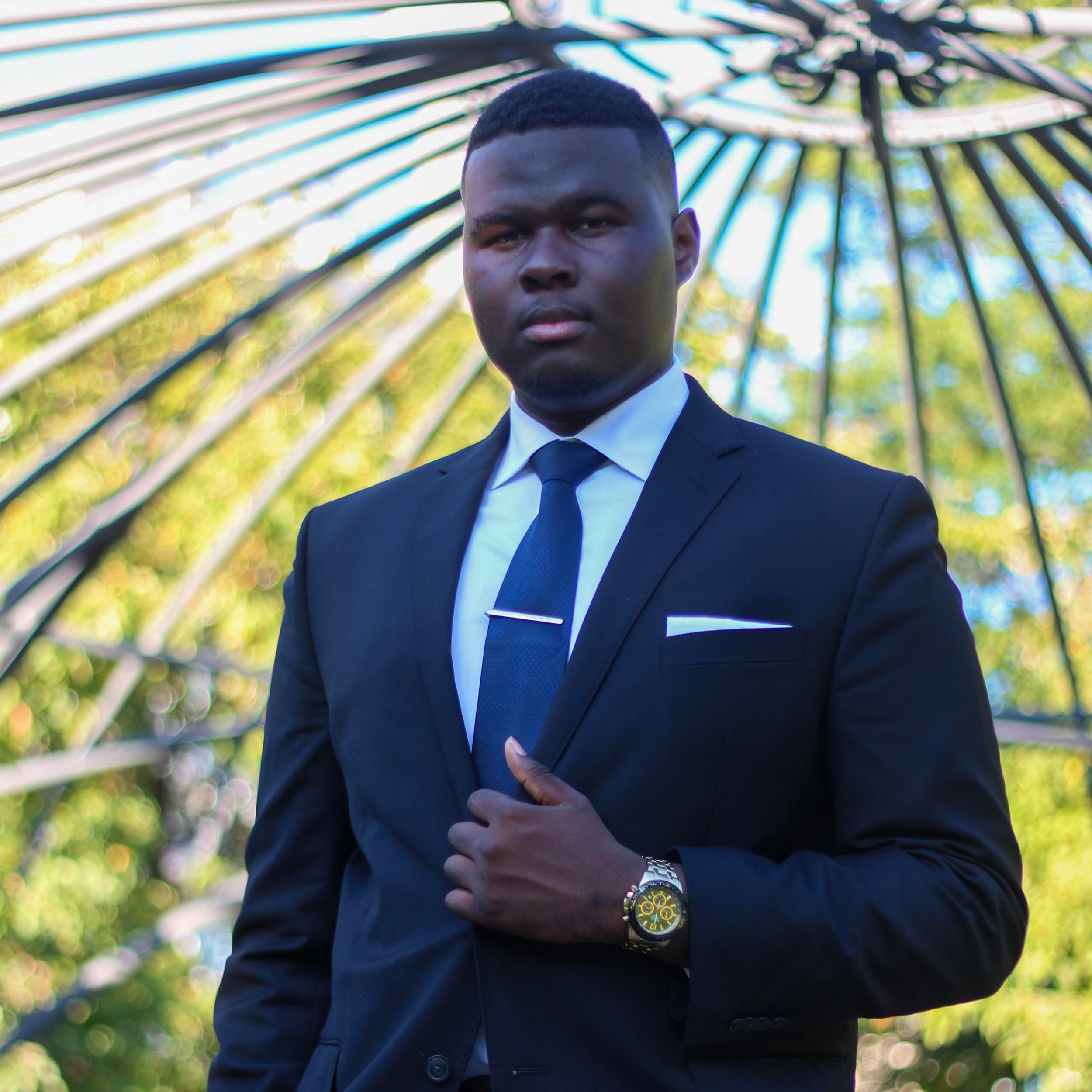 Edmund sofo - President  3rd year, majoring in economics and management science
