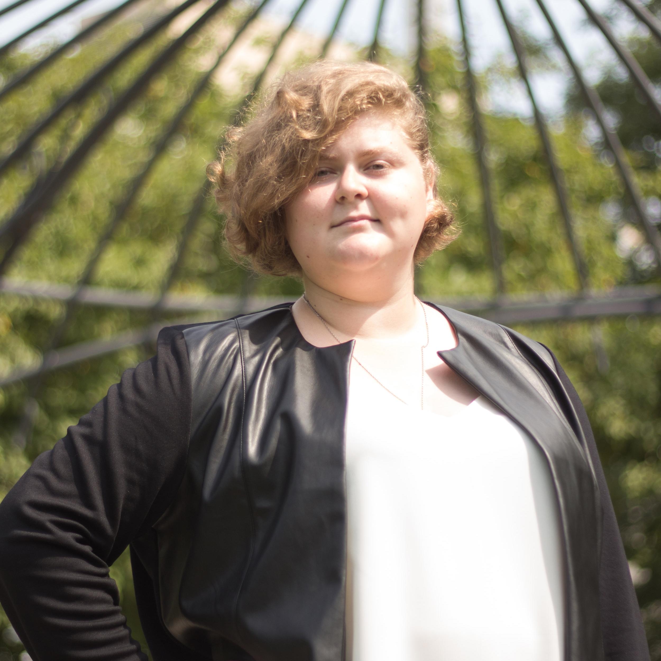 Tamara Urushadze  Alumni, majored in economics and management science