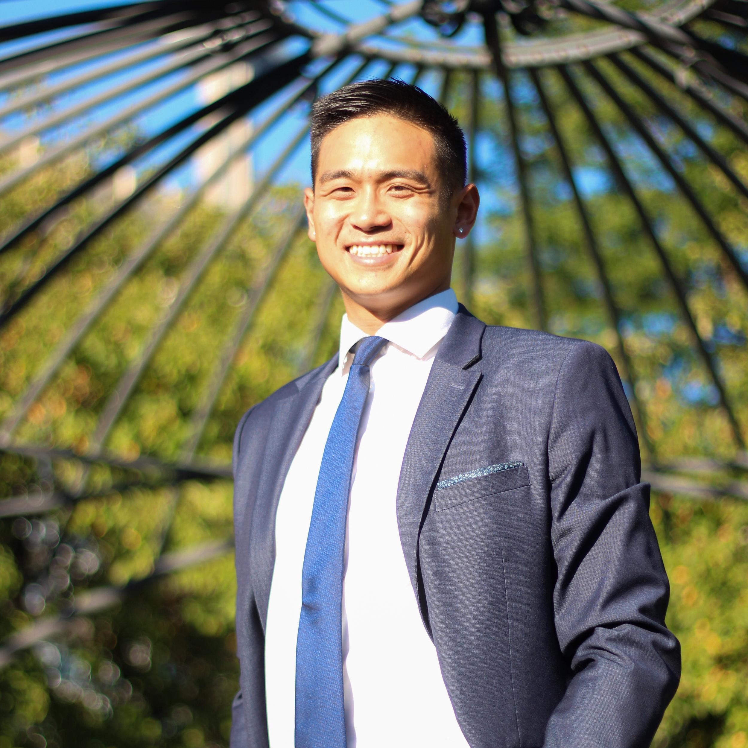 Joey Seto  alumni, masters of international economics and finance