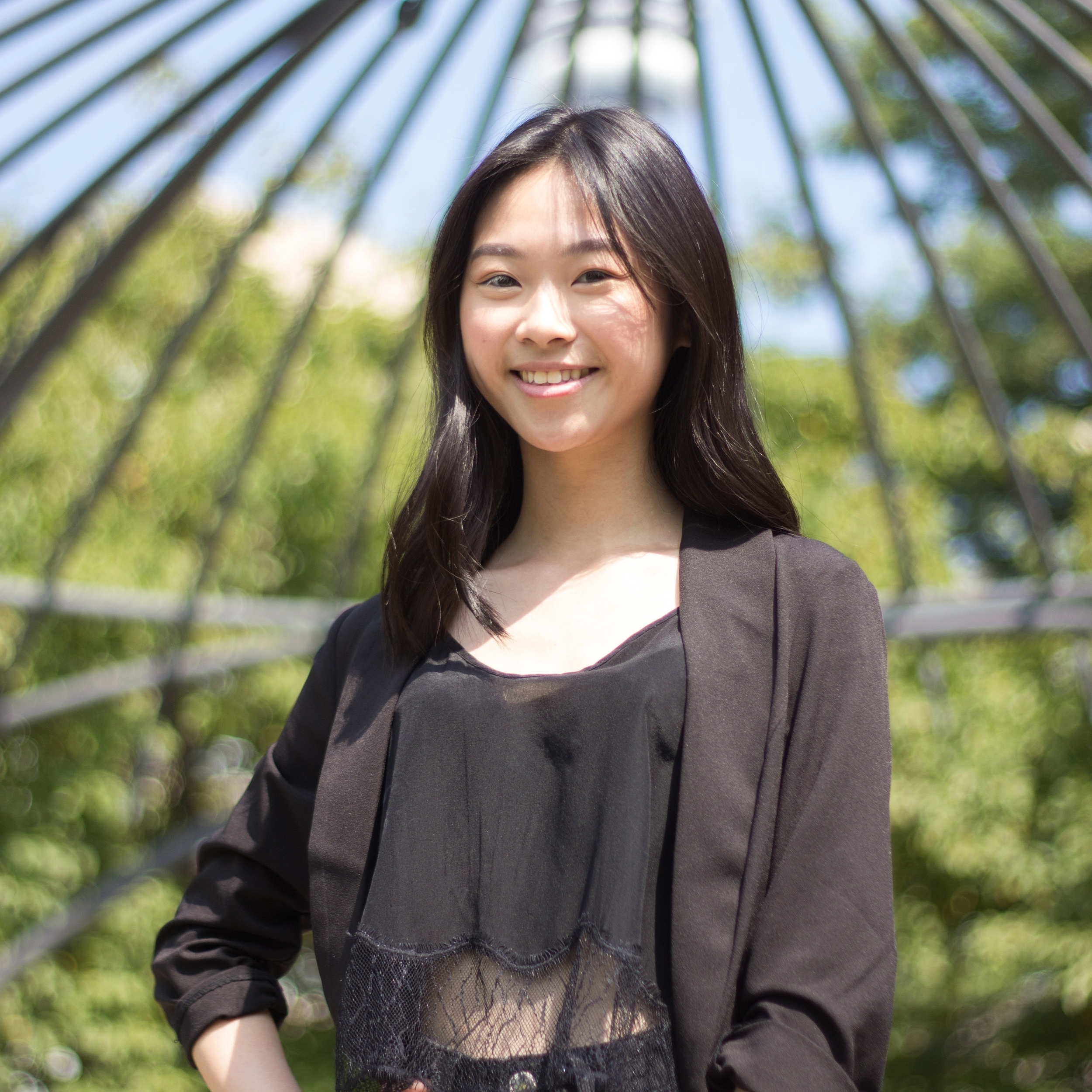 stella Ly - Graphic Designer & Webmaster  4th year, majoring in Marketing Management