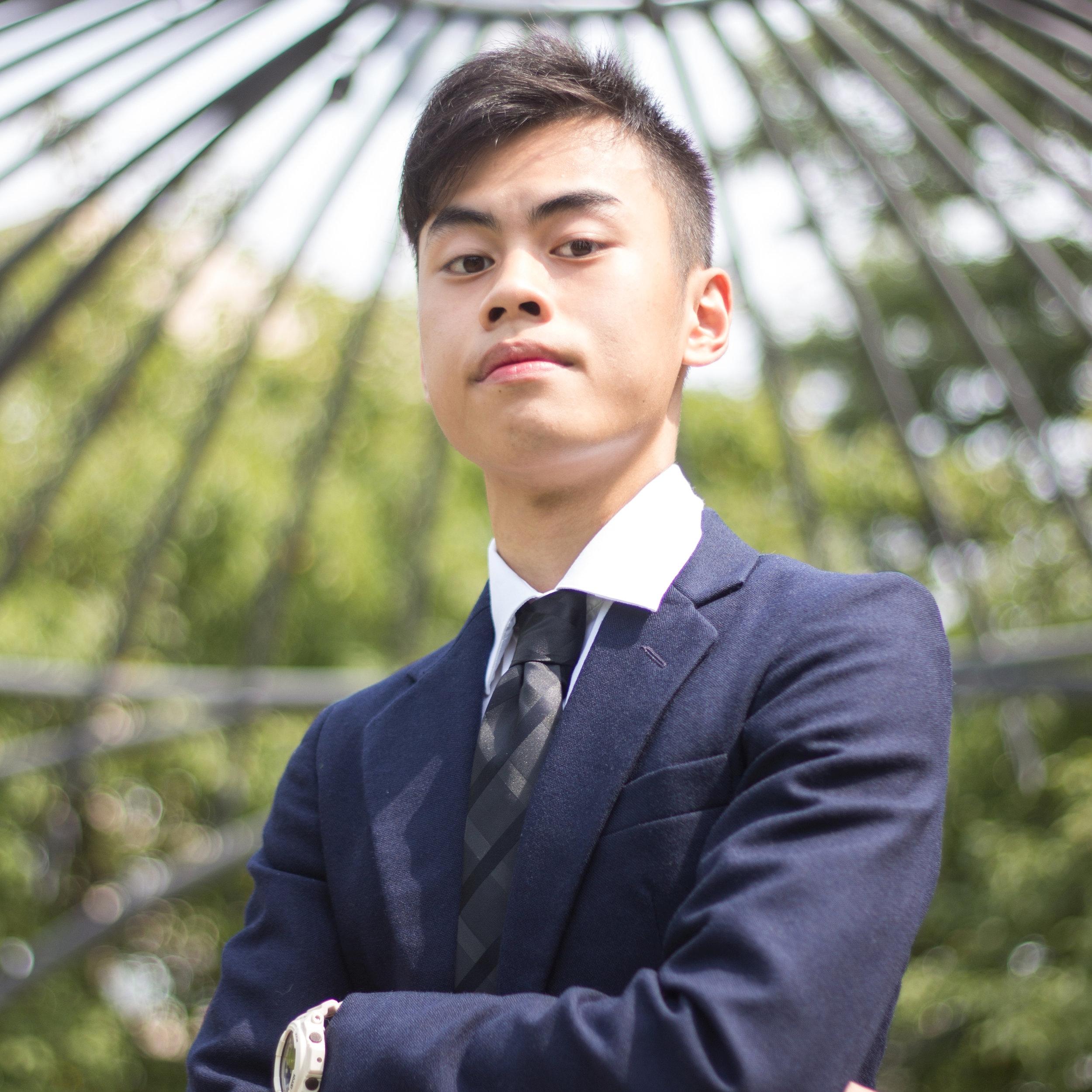 Jamie La - general Associate  2nd year, undeclared major