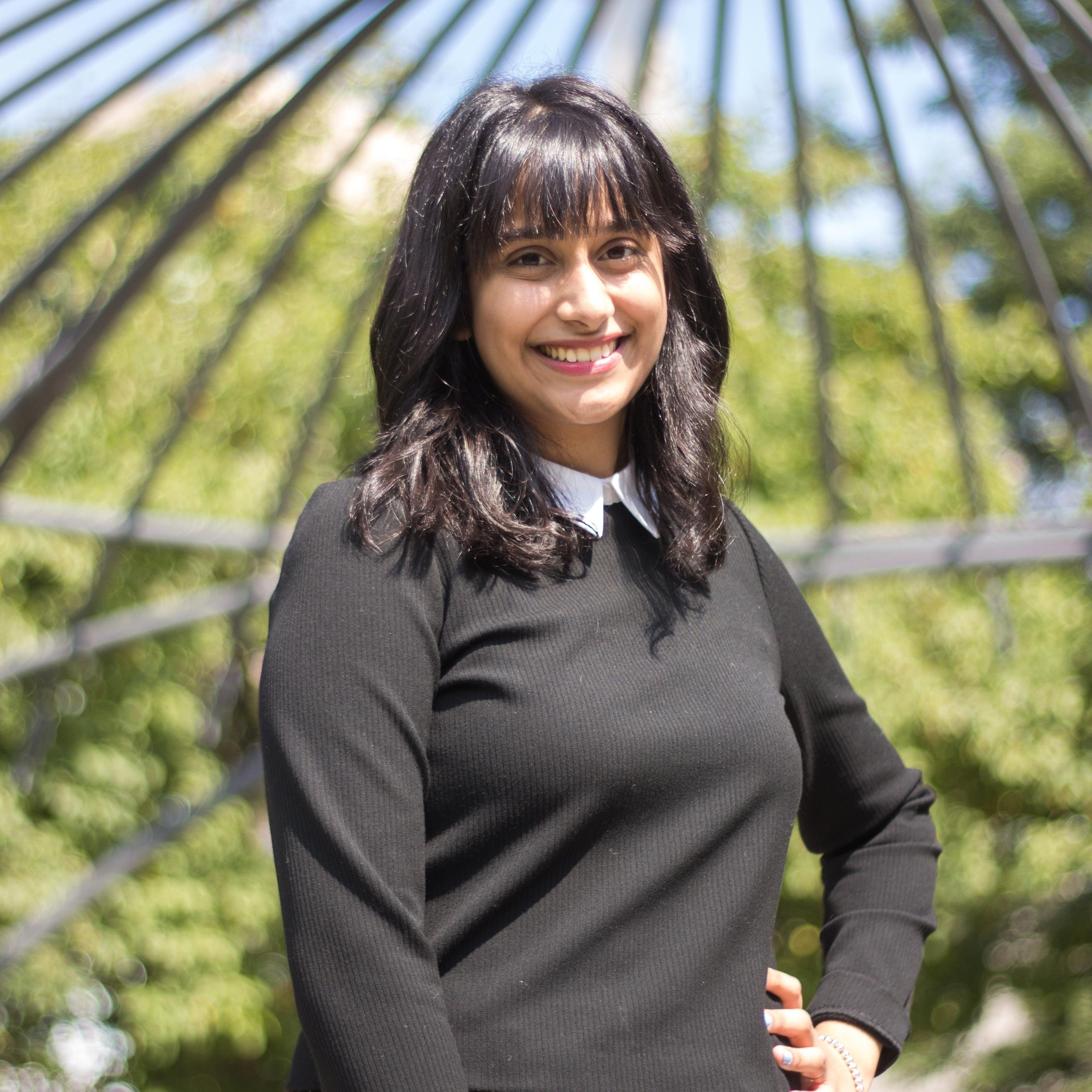 Khadijah haji - general associate  3rd year, majoring in global management studies