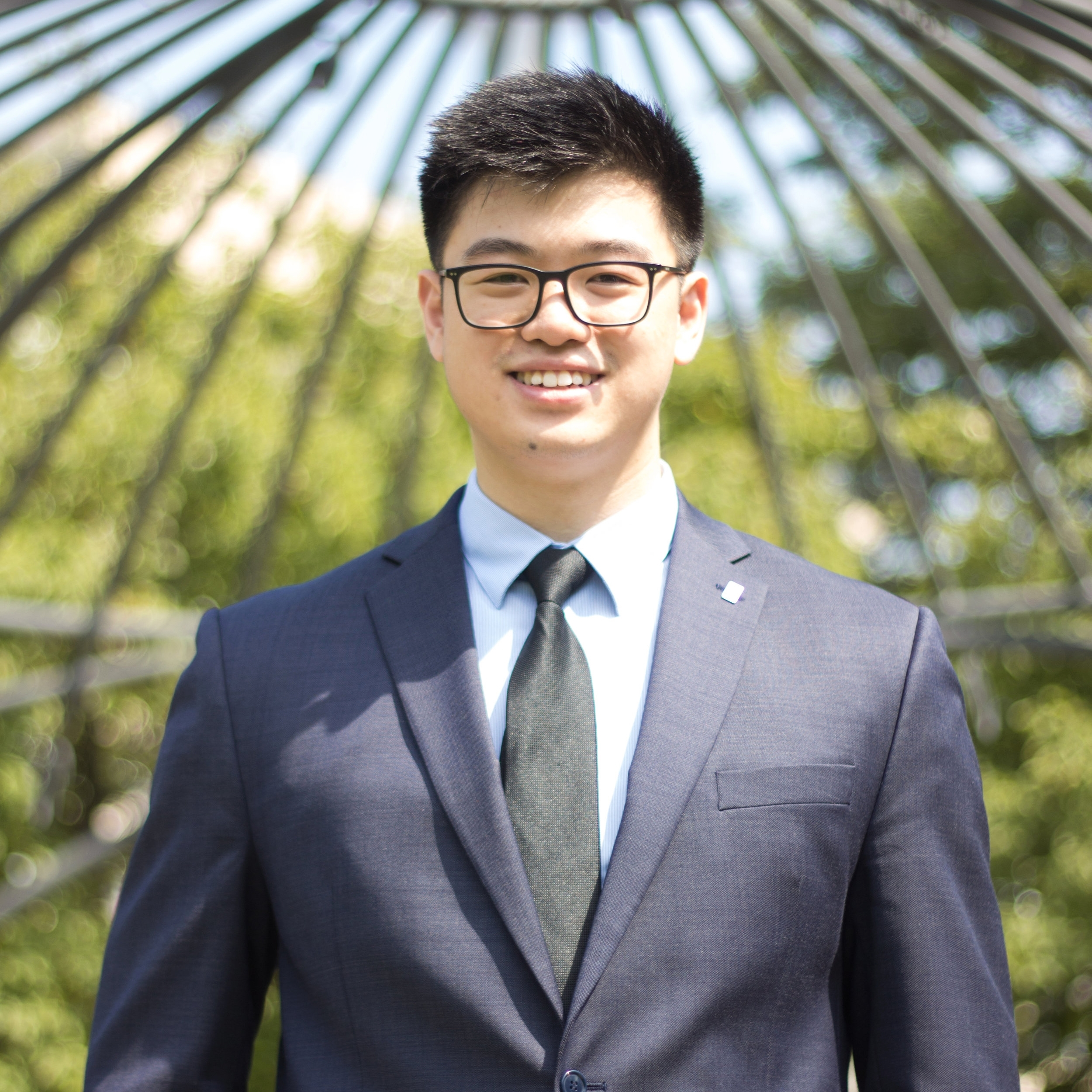 Ritchie Tran - Director of Marketing  4th year, majoring in Marketing Management