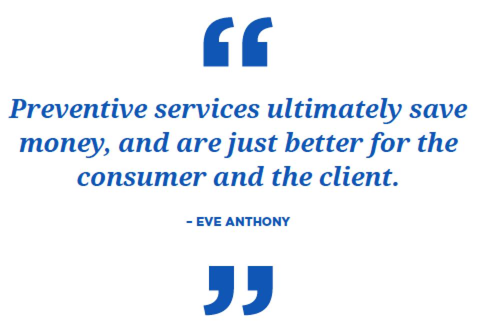 Eve Anthony Quote