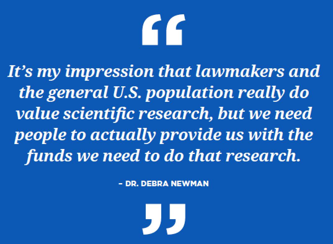 Debra Newman Quote