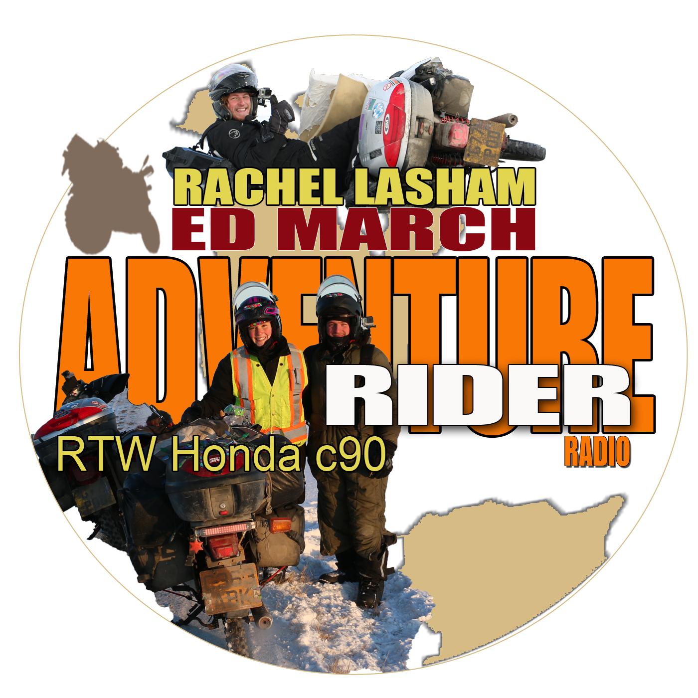 rachel-lasham-ed-march-honda-c90-adventure-motorbike-riders