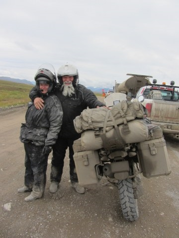 Very muddy after riding to top of the world -_360x480-2.JPG