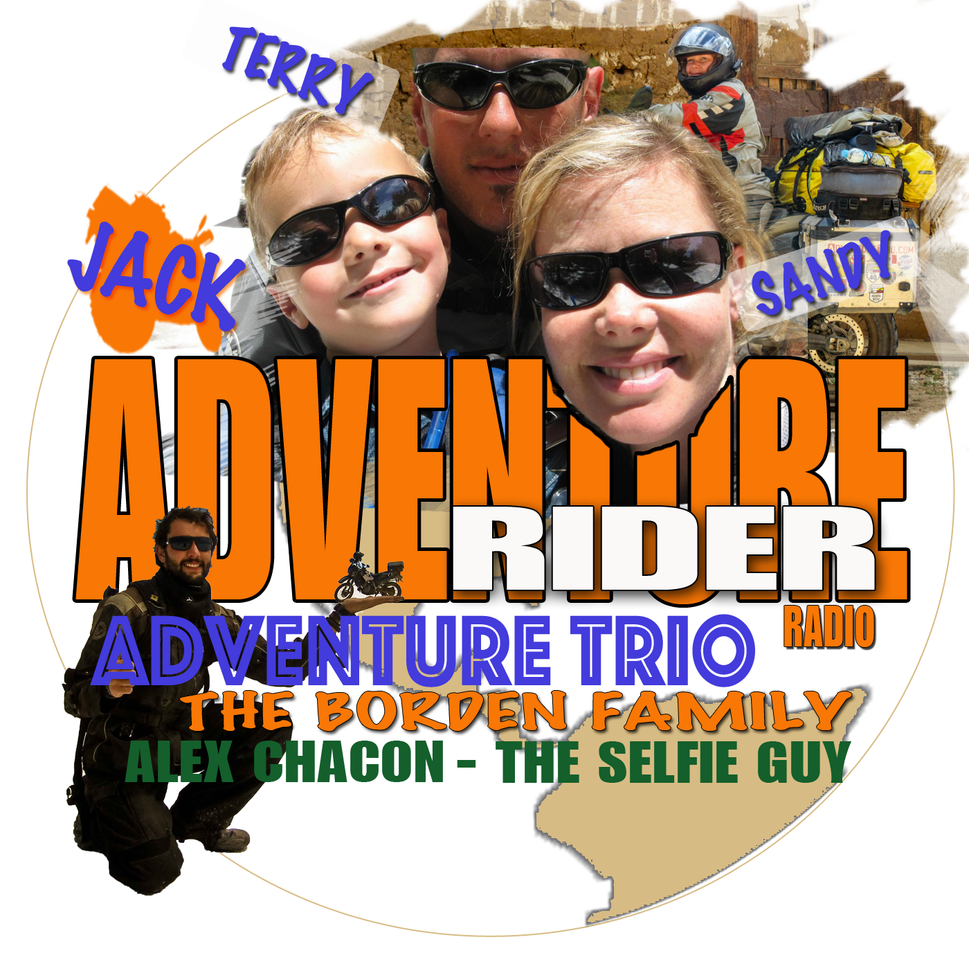 The-Adventure-Trio-Borden-Family