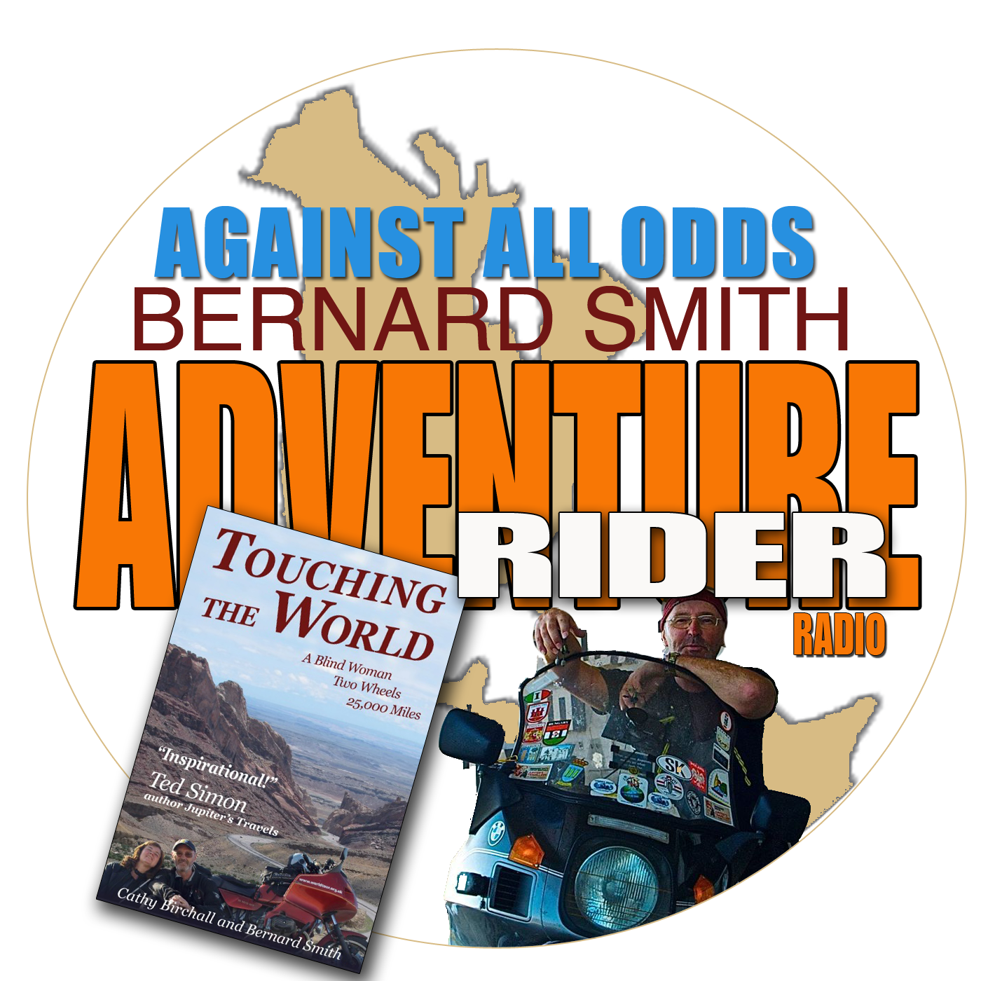 Bernard-Smith-Cathy-Birchall-Touching-The-World