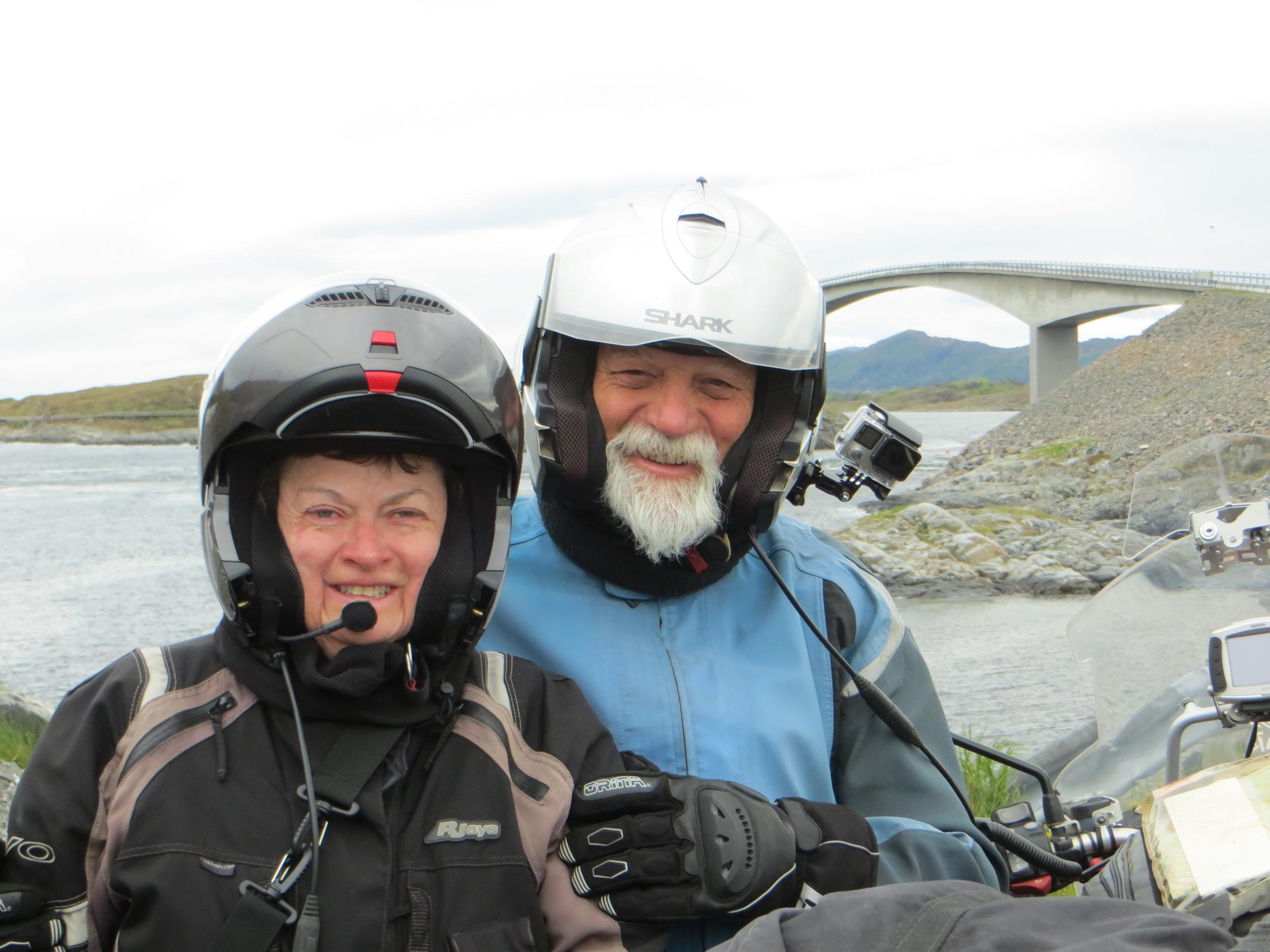 Shirley Hardy-Rix & Brian Rix