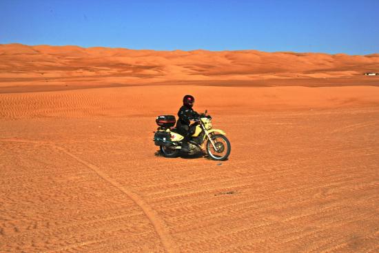 Oman Sand Riding