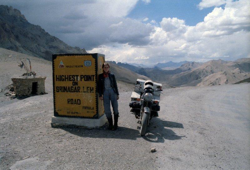 Elspeth Beard - Srinagar Leh Pass