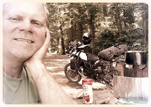 Jim Martin - Host of ARR RAW & Adventure Rider Radio