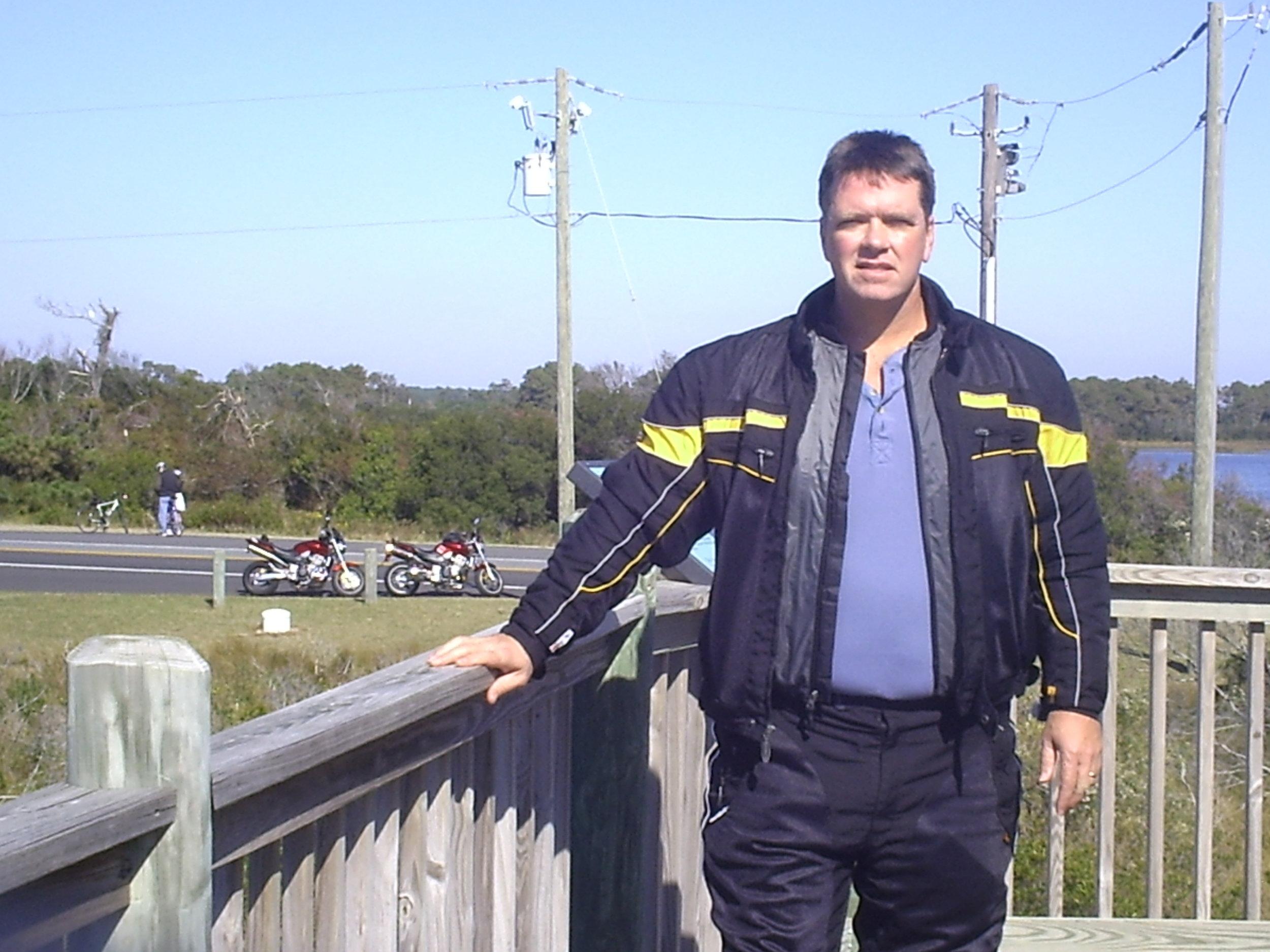 Mike Steele - Motobriiz Chain Oiler