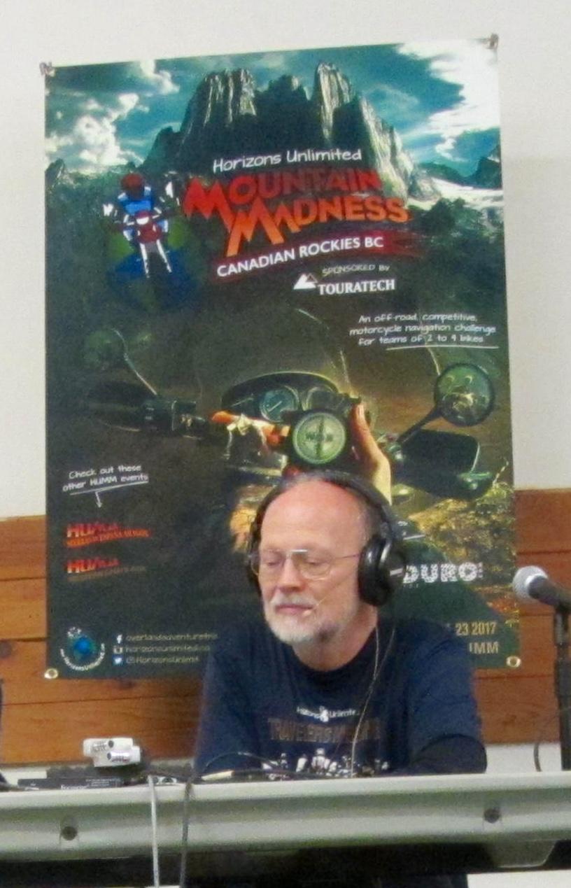 Grant Johnson - Horizons Unlimited