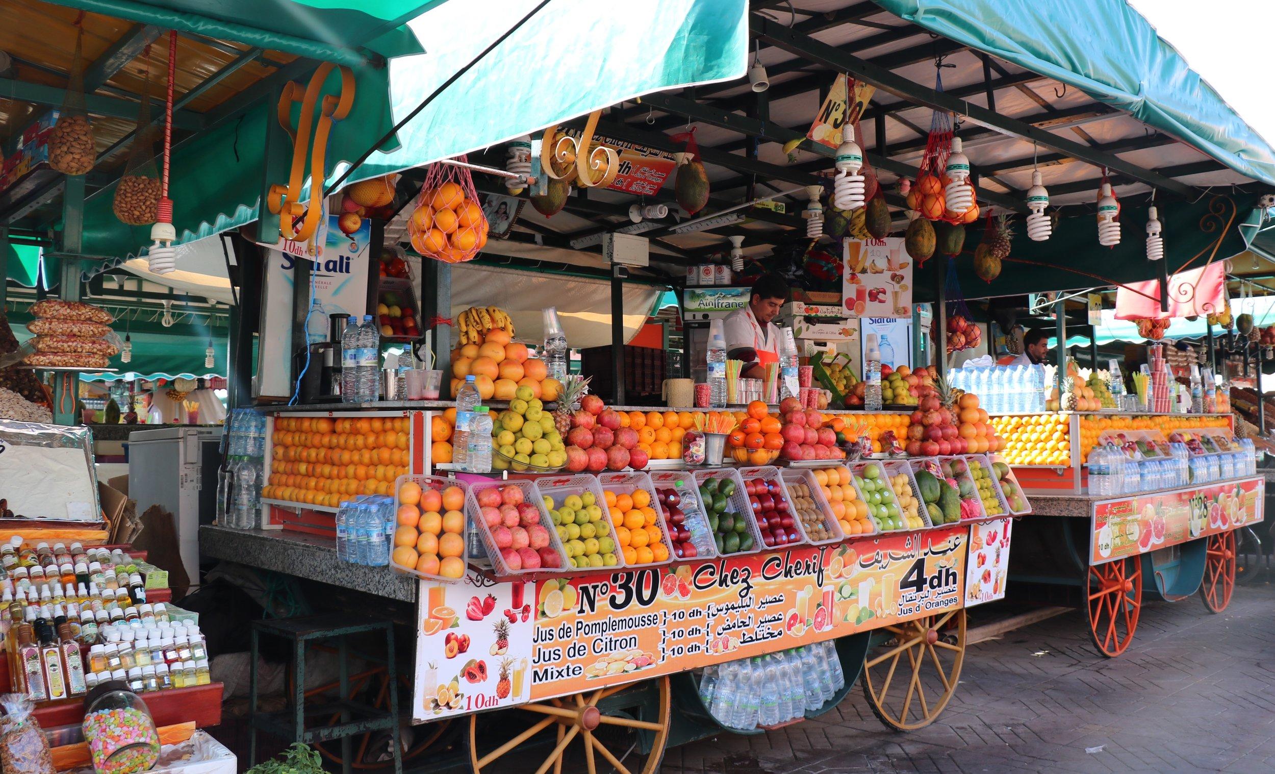 The Great Fruit Adventure