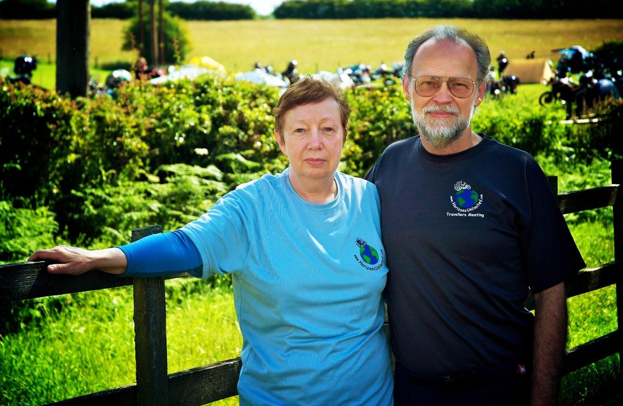 Susan & Grant Johnson - Horizons Unlimited www.horizonsunlimited.com